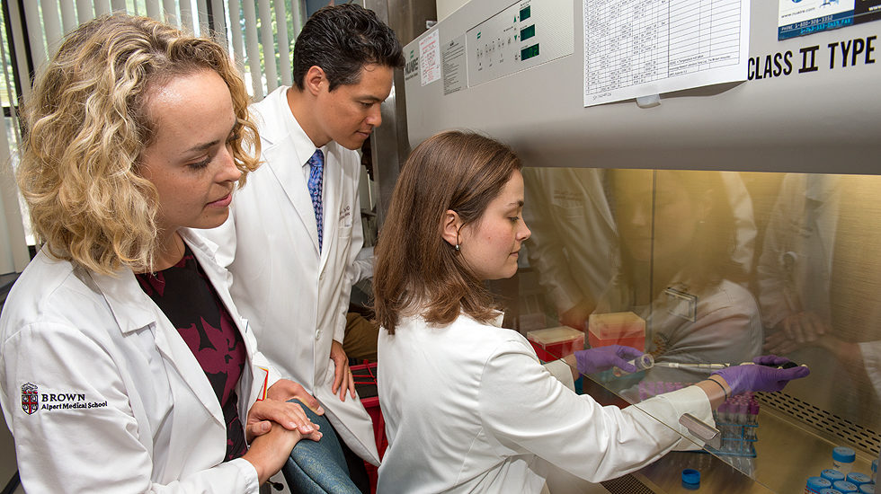 Brown University Department of Medicine Research - Brown